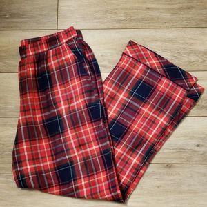 Victoria's Secret Flannel pajama Bottoms Sz M
